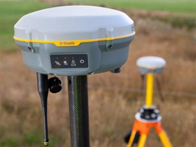 Đo đạc khảo sát bằng công nghệ RTK - TRIMBLE R8S